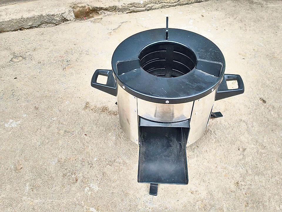 Bhimapokhara locals loving smoke-free stove
