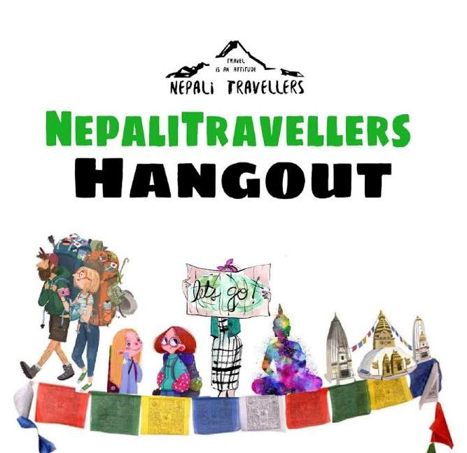 'NepaliTravellers Hangout' will kick off today