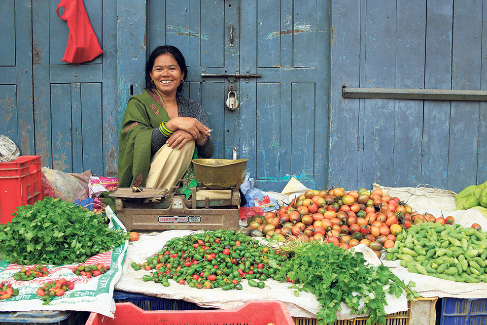 Non-food and service inflation rose faster as food inflation moderated