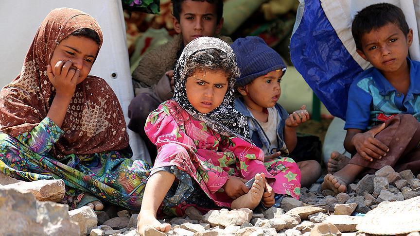 UN: 6,700 children were killed, injured in Yemen