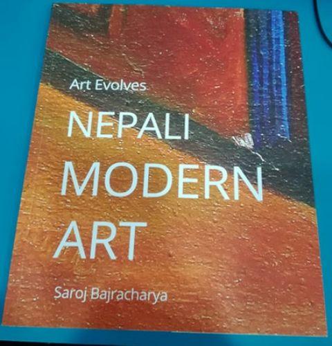 'Art Evolves: Nepali Modern Art': Review