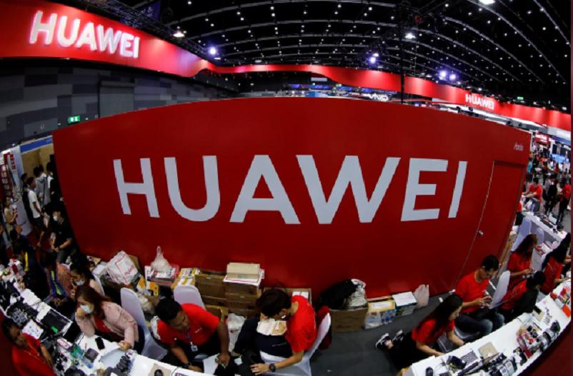 Huawei's H1 revenue growth accelerates despite U.S. sanctions