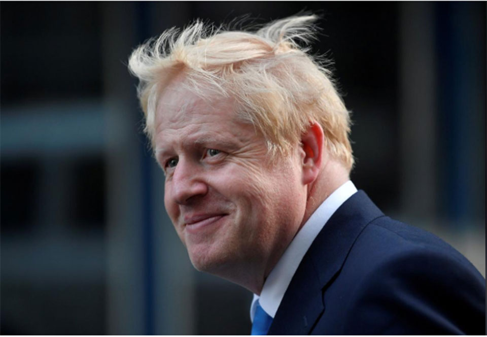 Britain's Johnson to appoint his Brexit team