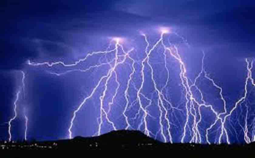 Lightning kills two in Saptari