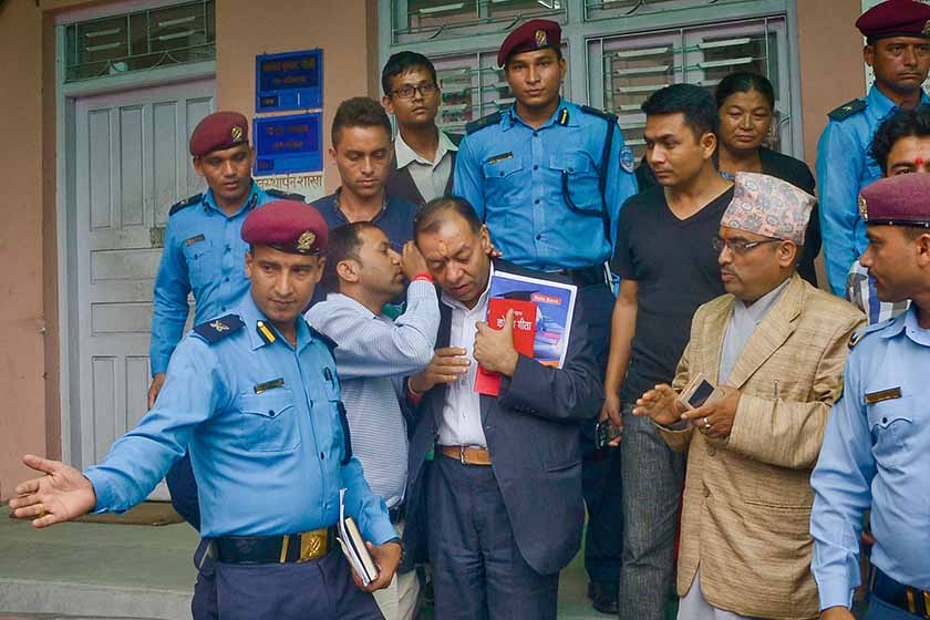 Hearings in Chudamani case deferred for 22nd time