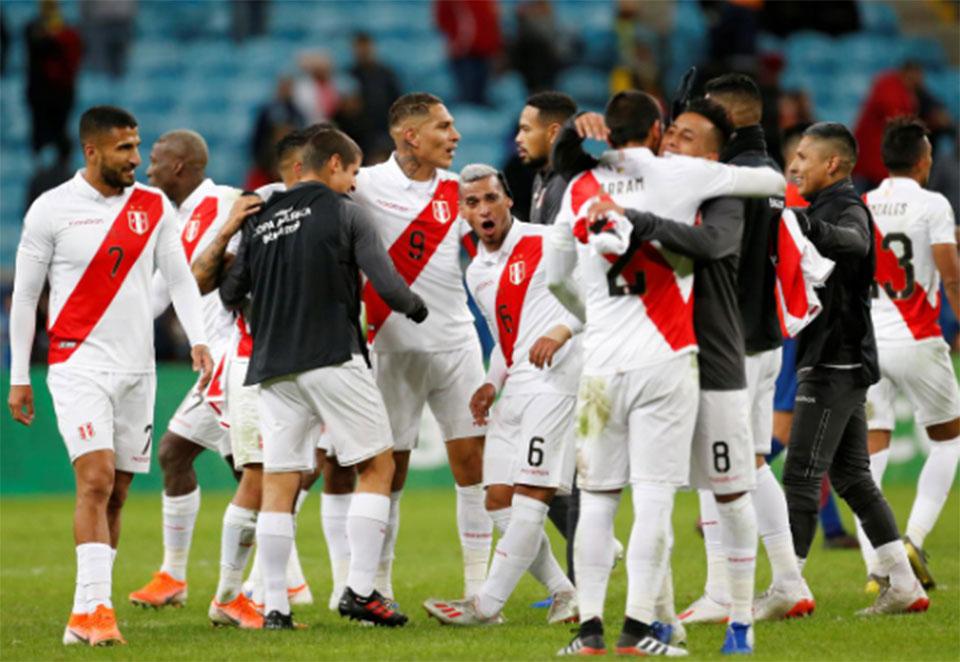 Peru advance to Copa America final with 3-0 win over Chile