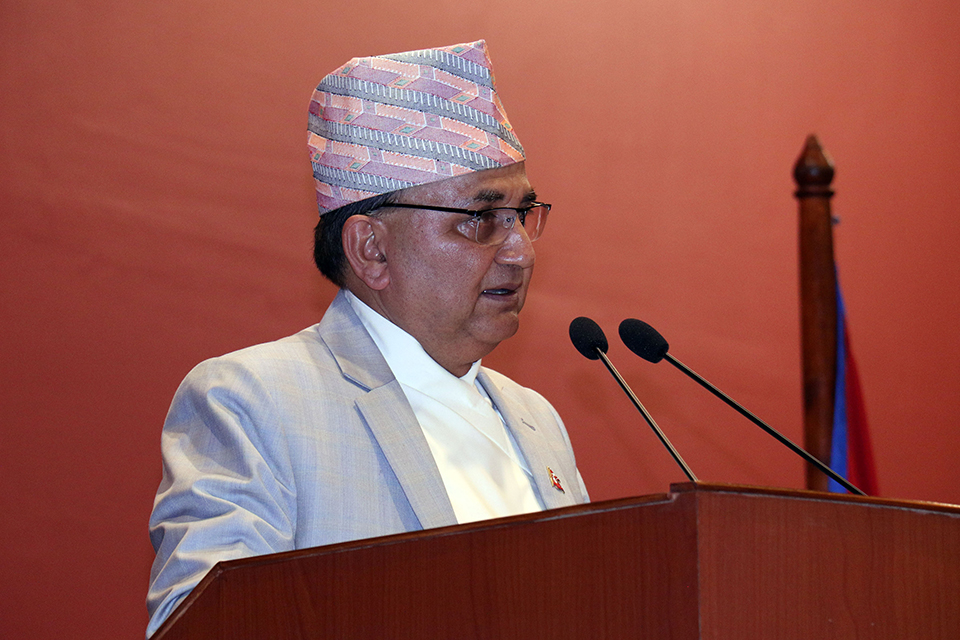 DPM Pokharel calls for strengthening national unity