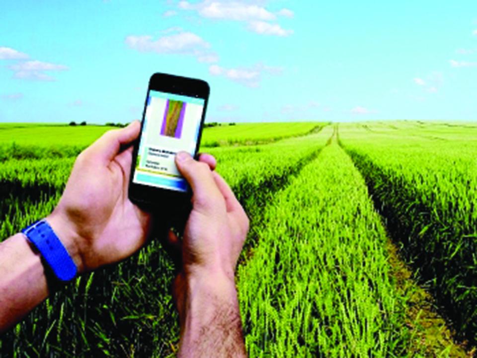 Digitalizing farming