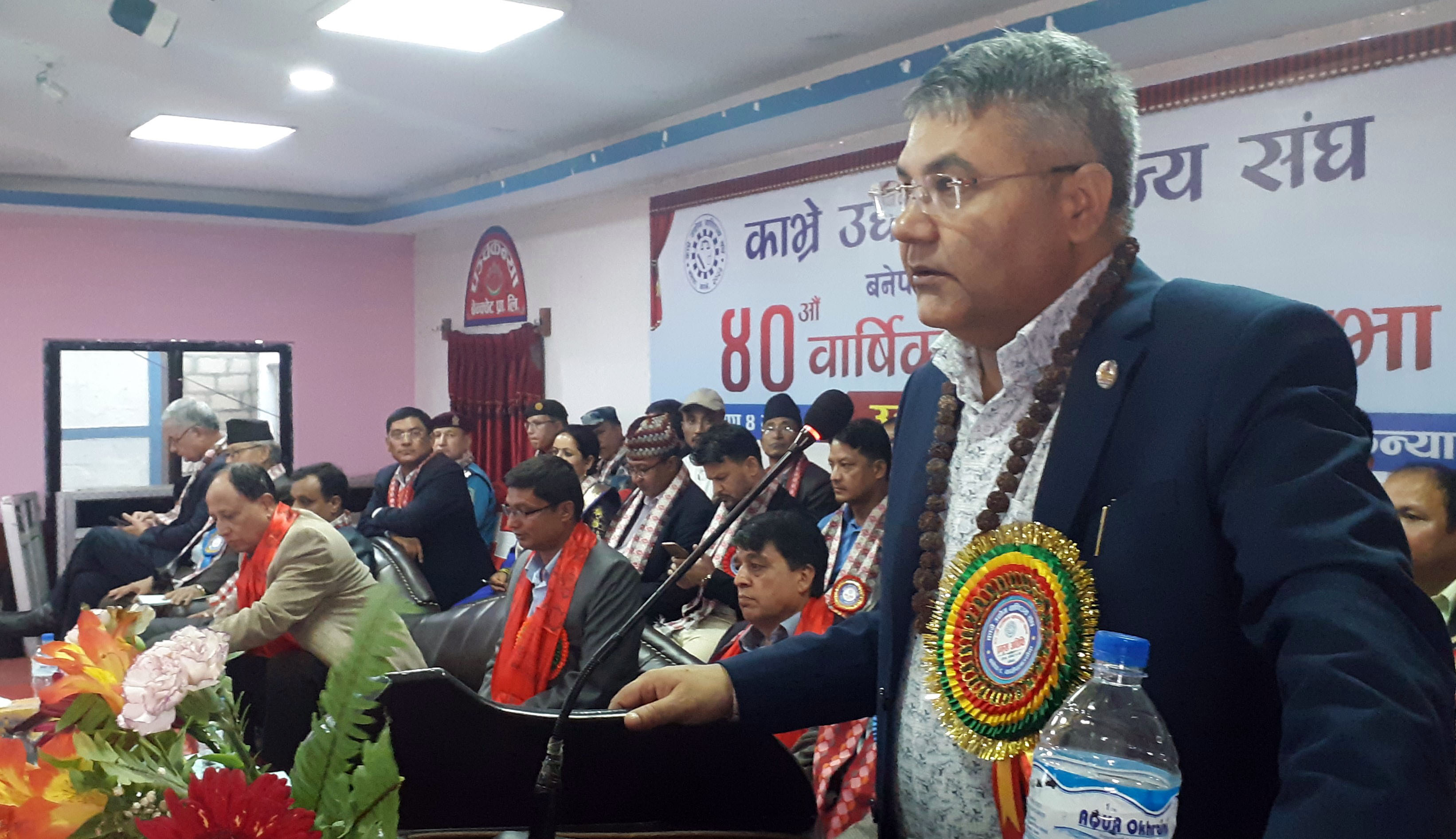 Violence unacceptable in Buddha's land: Minister Banskota