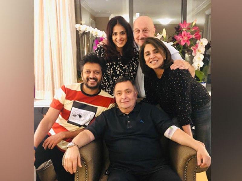 Rishi Kapoor's homecoming countdown begins as more B-town folks visit him in NYC