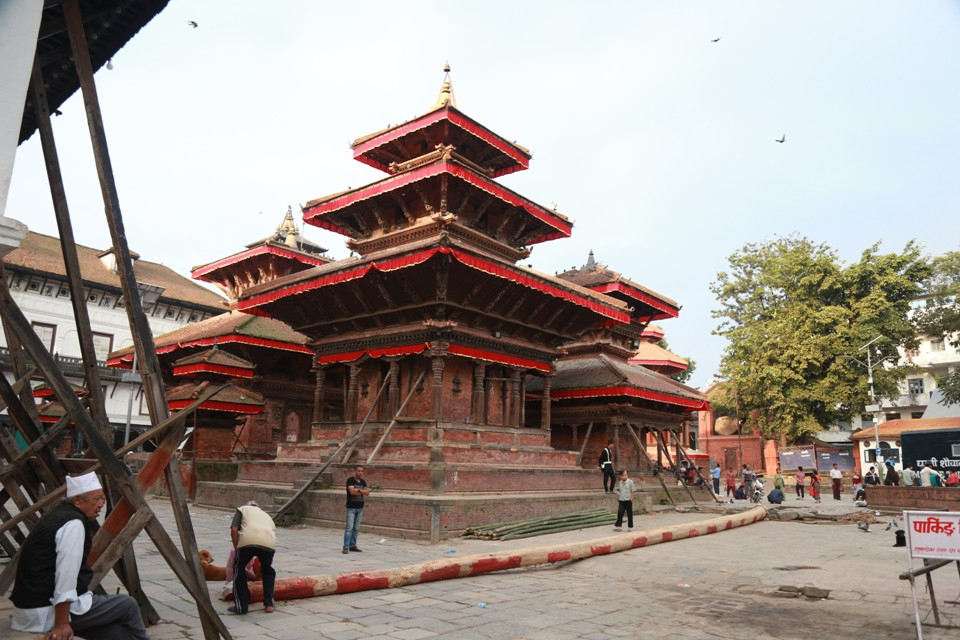 UNESCO to quit restoration at Hanumandhoka temples, cites obstruction by locals