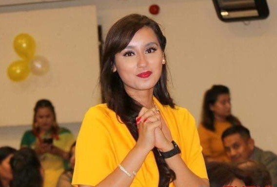 Nepali girl who made it to the Miss England finals raises over £10K