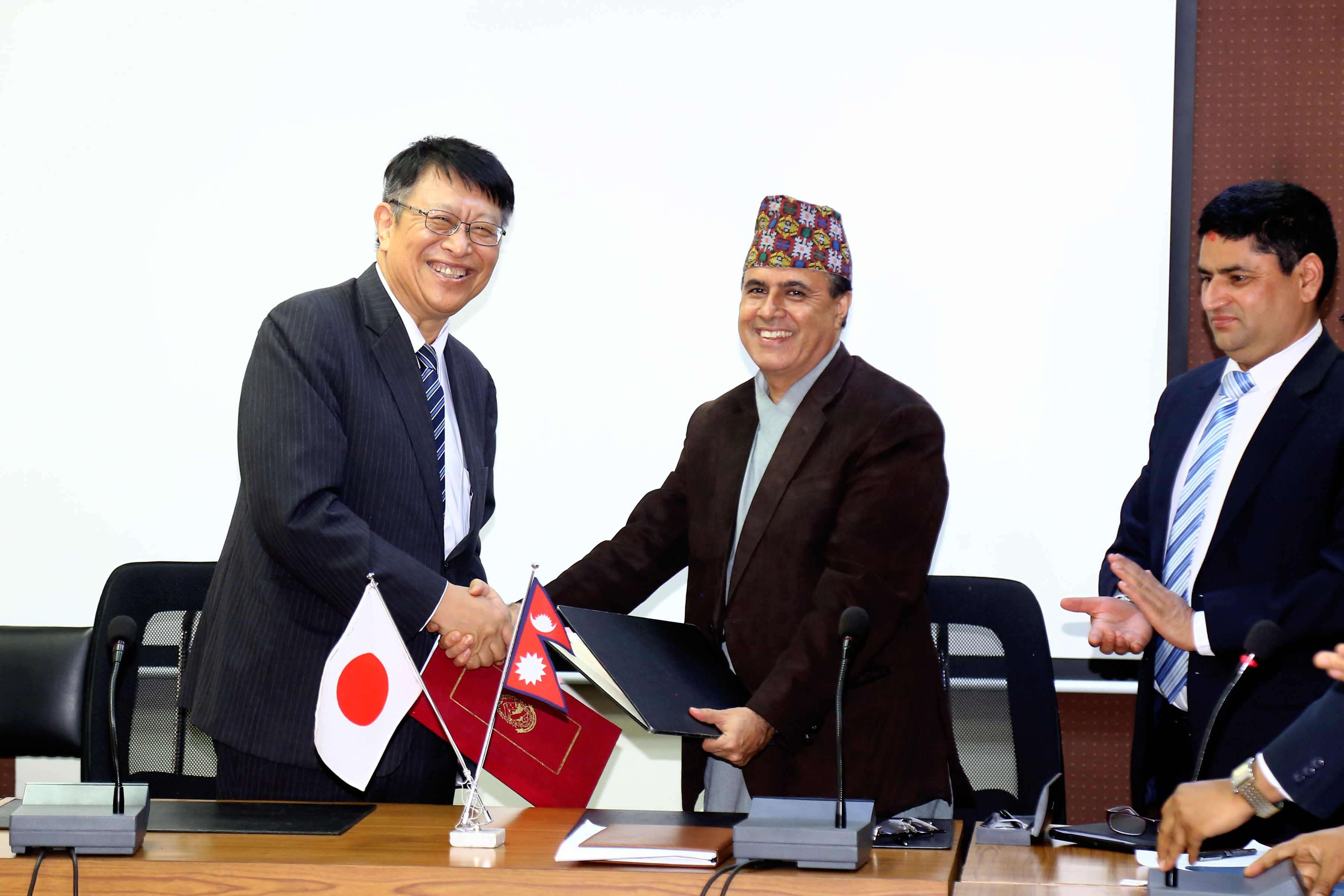 Japan to provide Rs 639.9 million to Nepal