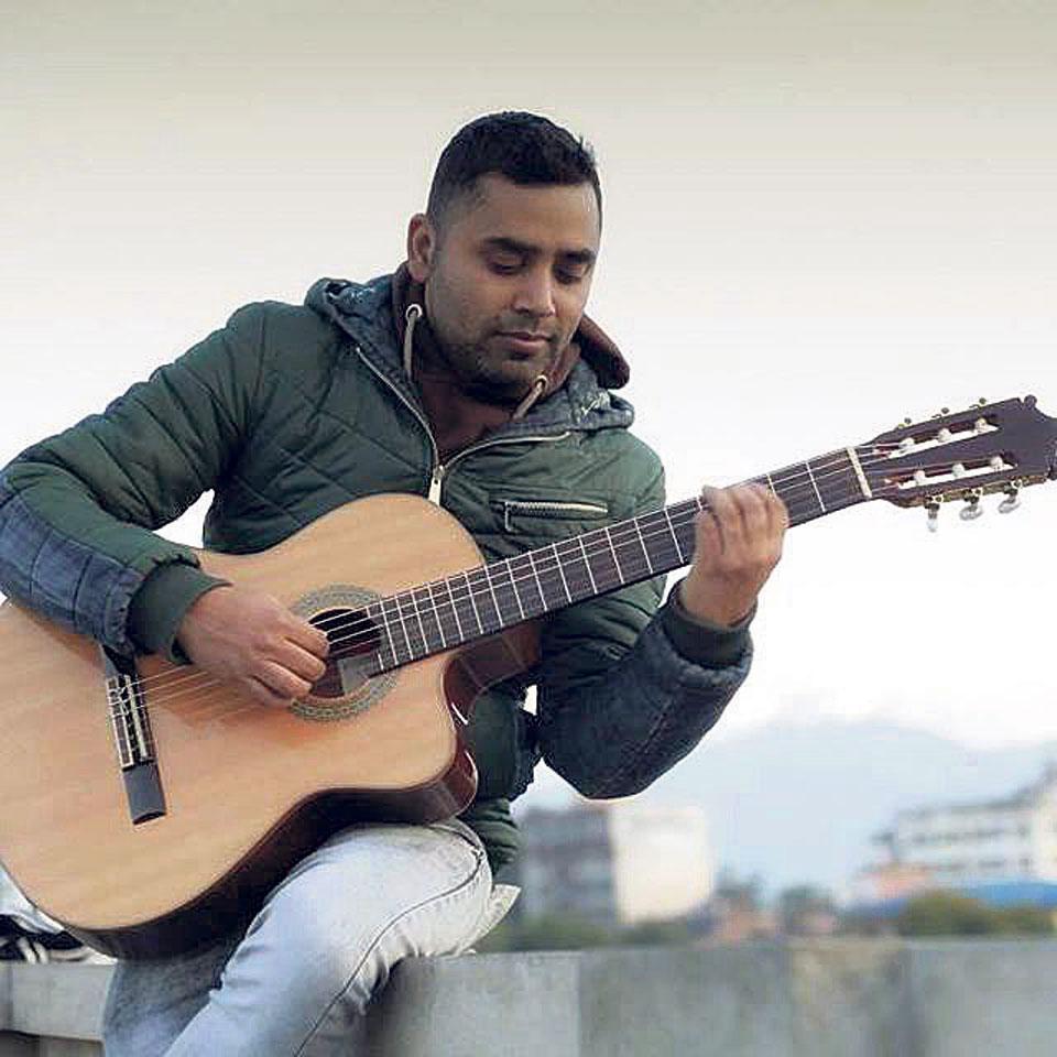 Kali Prasad Baskota Accused of Music Plagiarism