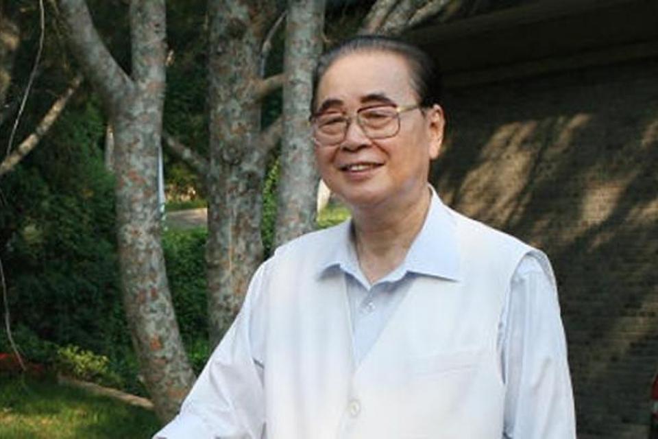 China's former hardline premier, Li Peng, dies at 90