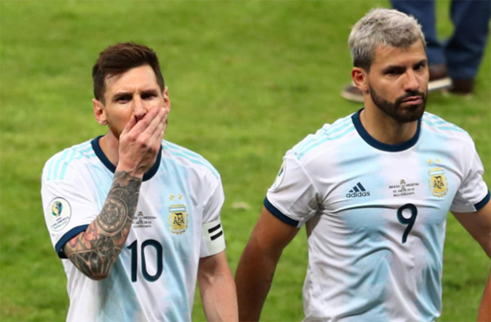 Argentina angry as VAR stays out of the spotlight