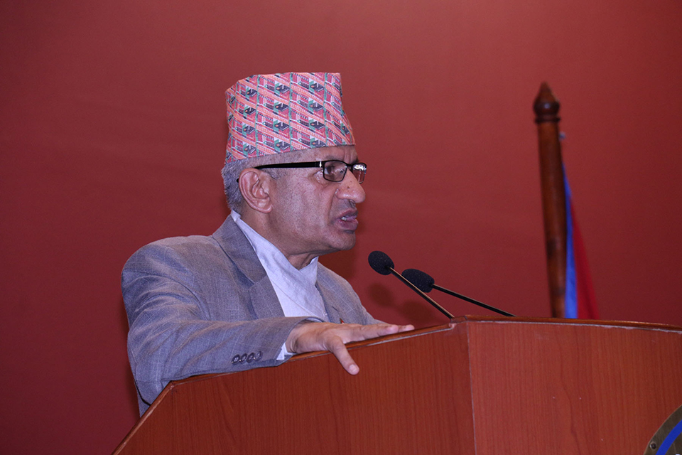 Economic diplomacy has been prioritized: Minister Gyawali