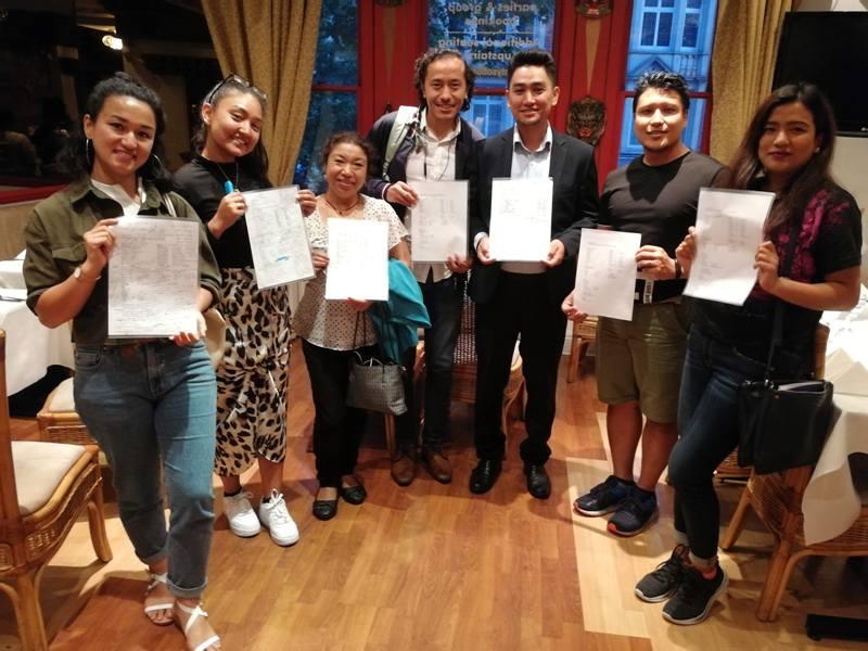 Nepal Bhasha classes start in London