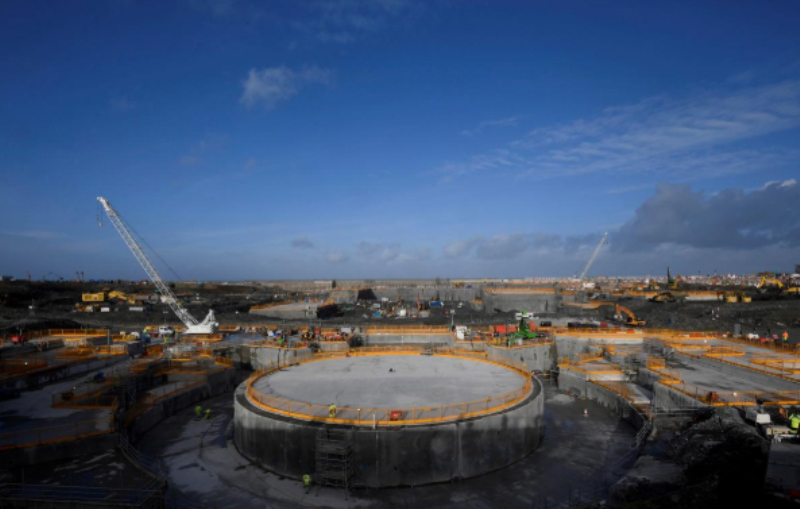 Britain eyes plan for consumers to pay up-front for new nuclear plants