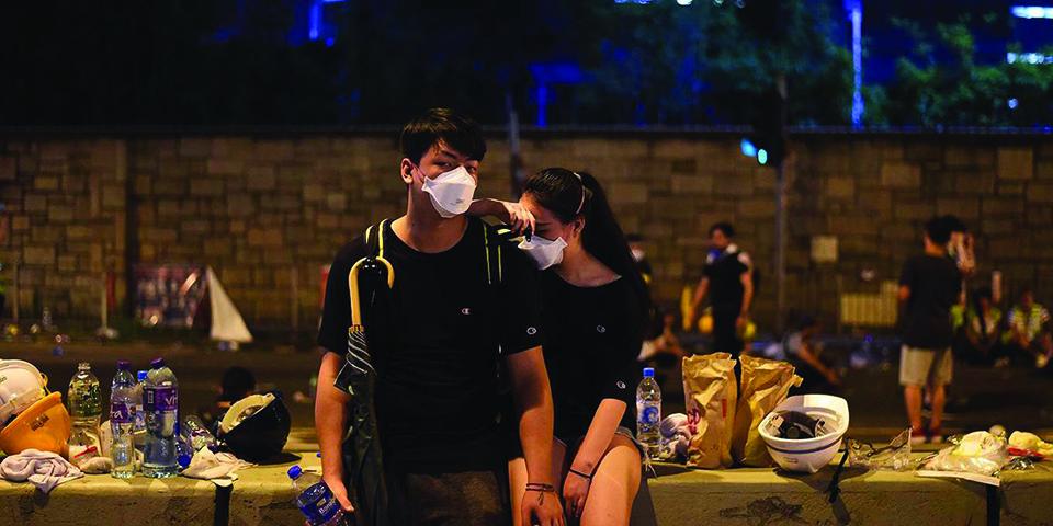 Self-harm in Hong Kong