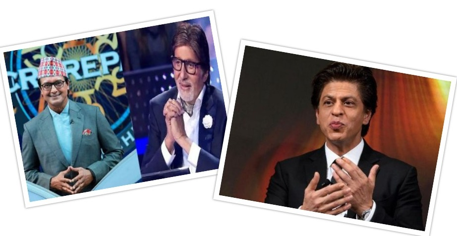 Rajesh Hamal Shines in India, being compared to Amitabh and Shahrukh