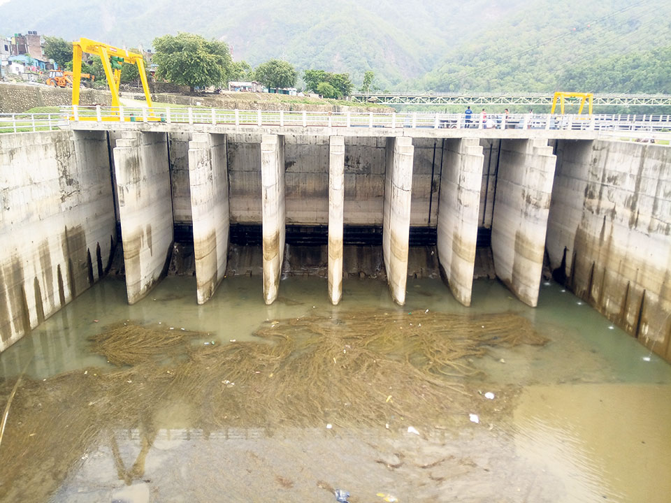 Rani Jamara Kulariya irrigation project yet to come into operation