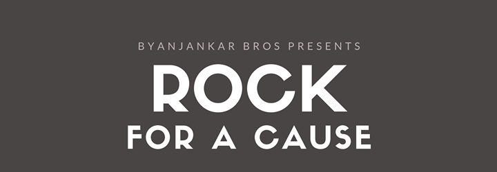 'Rock For A Cause' for mental health and smart blood management