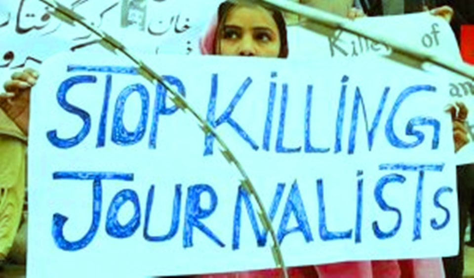 38 journalists killed in 20 countries from January to June this year: report