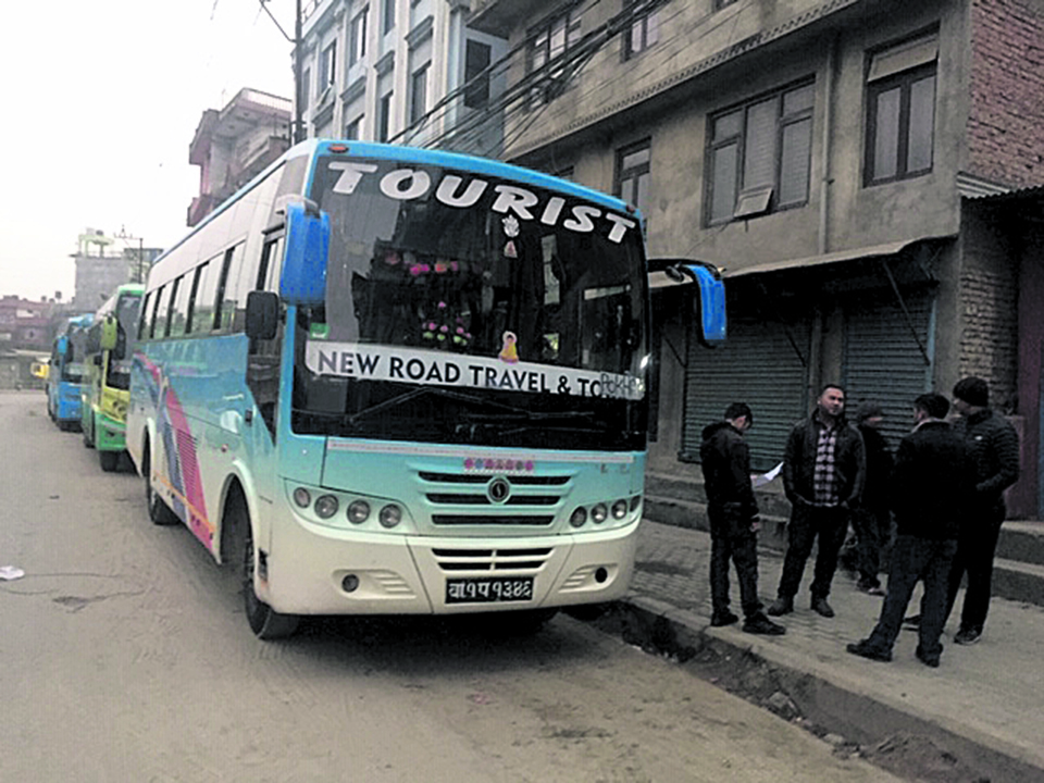 Much-needed tourist bus park stuck in limbo
