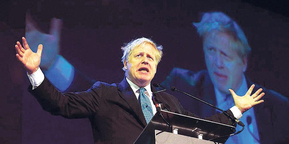 Boris's big lie