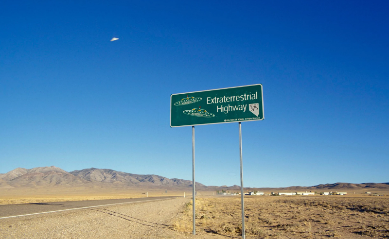 500,000 sign up to 'storm' Area 51 and 'see them aliens'