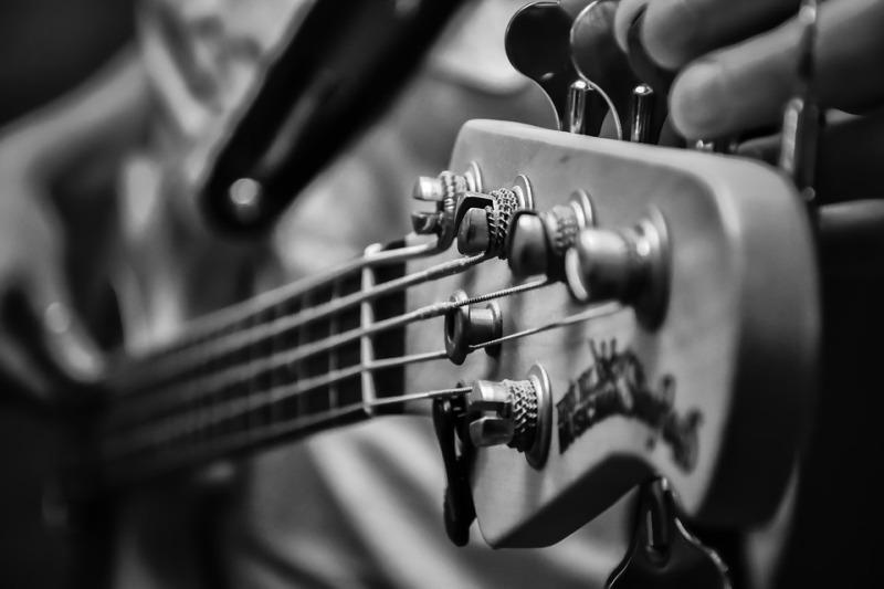 For beginner bass guitar players