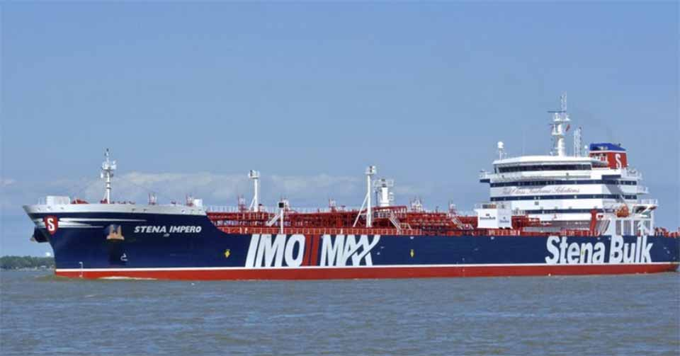 Iran's seizure of UK tanker in Gulf seen as escalation