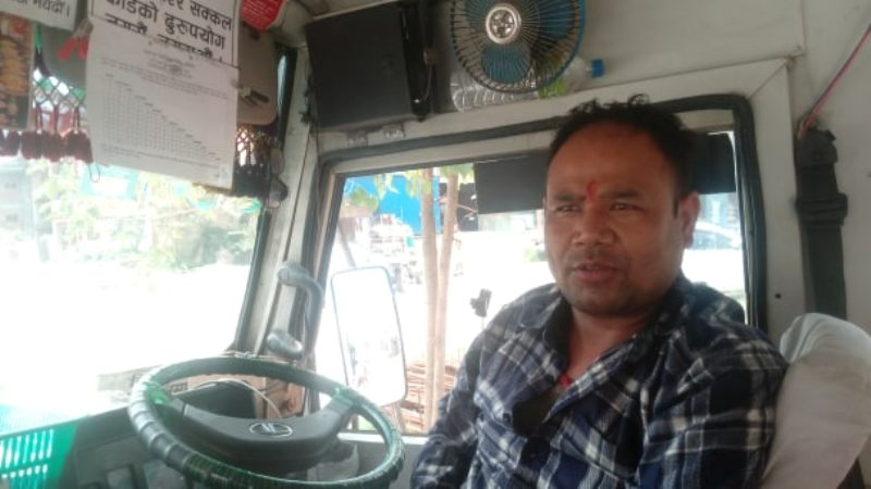 Making commuter's life comfortable inside the bus