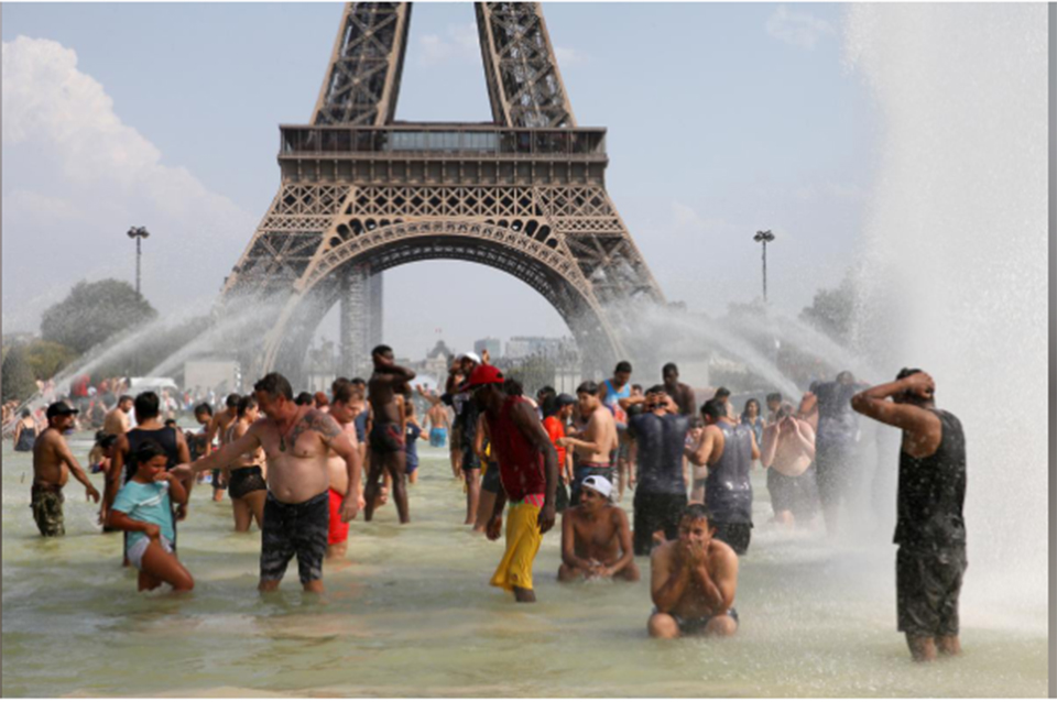 Think the heatwave was bad? Climate already hitting key tipping points