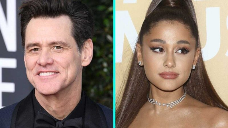 Working with Jim Carrey was 'dream of an experience' for Ariana Grande