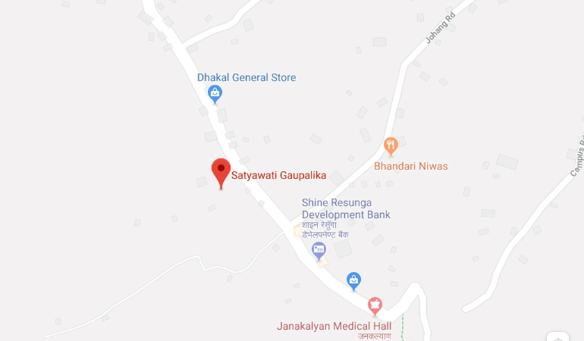 Six killed, five go missing in Gulmi landslides