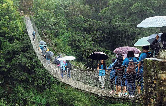 Monsoon Hiking Tips