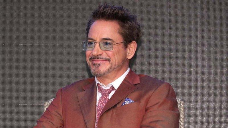 I am not my work: Robert Downey Jr on Iron-Man