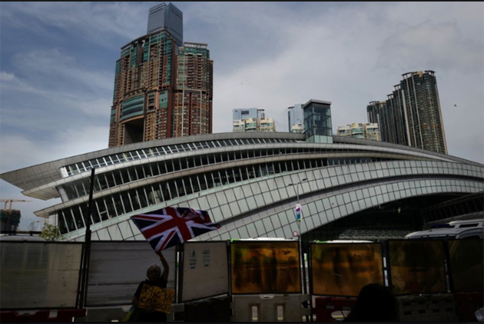 More Hong Kong protests planned as US raises travel warning