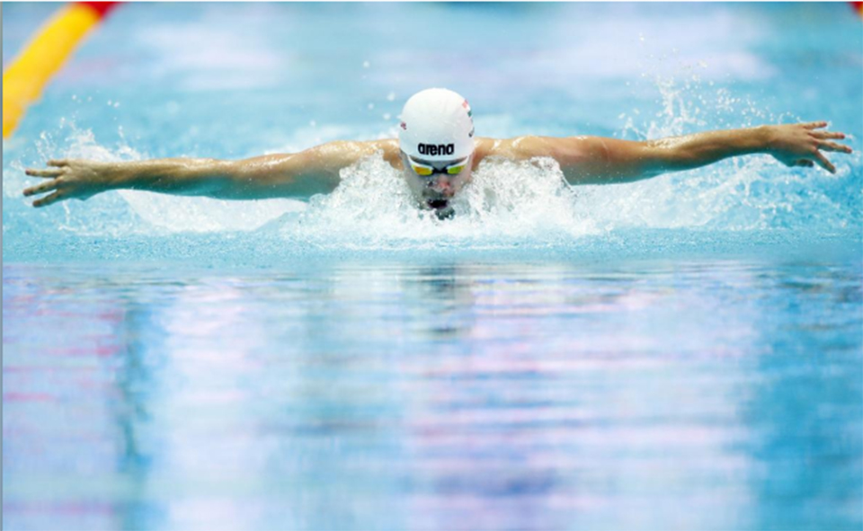 Hungarian swimmer banned from leaving South Korea for sexual harassment probe: police
