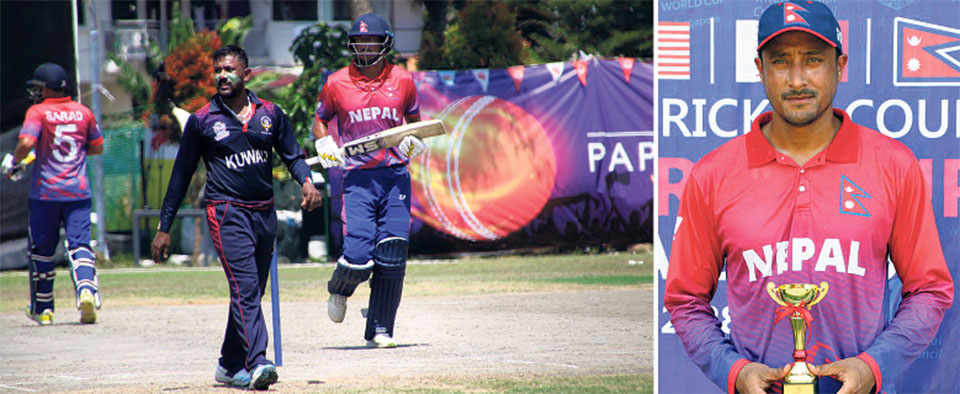 Nepal meets Singapore in a virtual final to secure global qualifiers spot