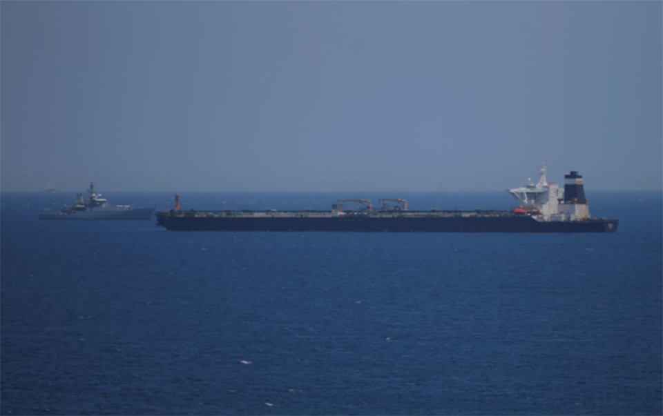 Iran threatens British shipping in retaliation for tanker seizure