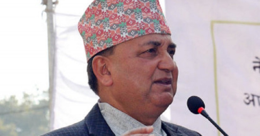 DPM Pokharel urges one and all to focus on prosperity of country