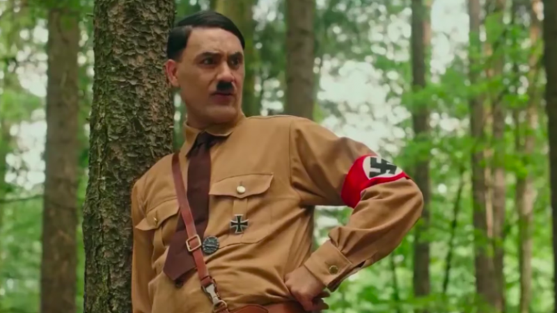 Taika Waititi turns Adolf Hitler in upcoming satire 'Jojo Rabbit'