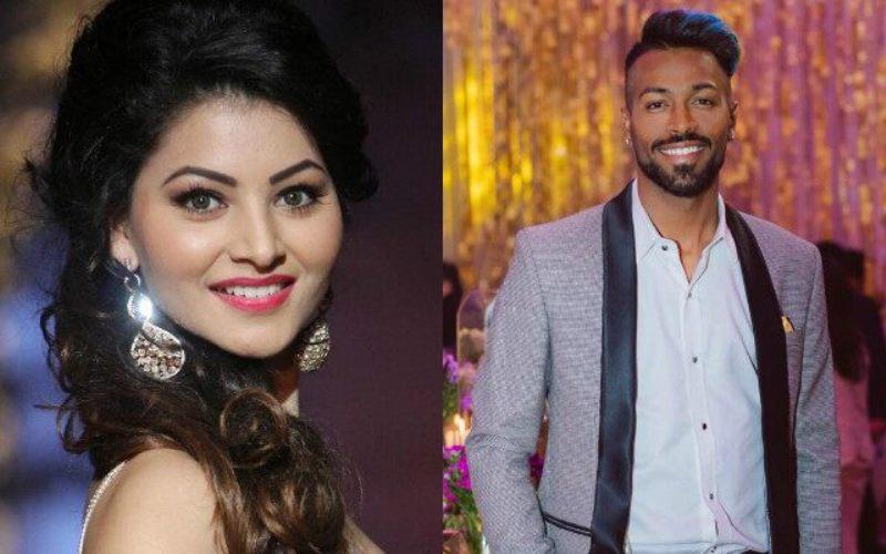 Urvashi Rautela shuts down rumors about her alleged relationship with Hardik Pandya