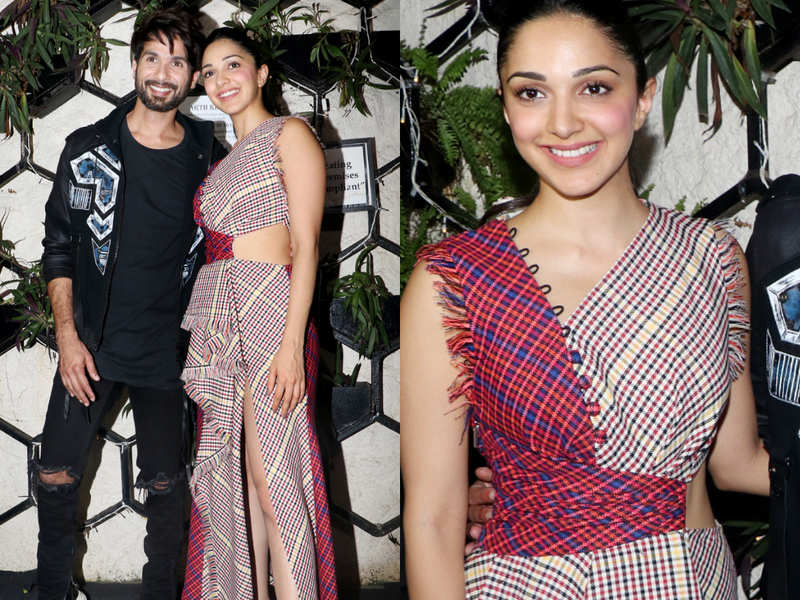 Can you guess the price of Kiara Advani's thigh-high slit dress?