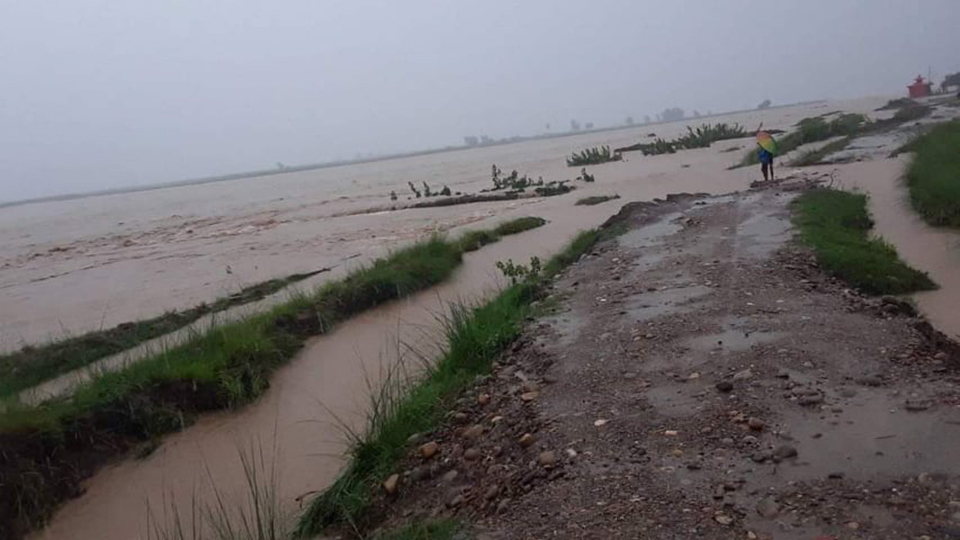 One dead, three missing as Kamala River sweeps away whole family