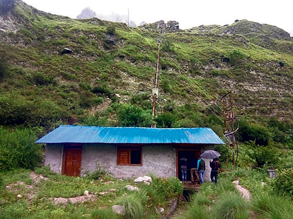 Electricity in Dolpa village excites locals