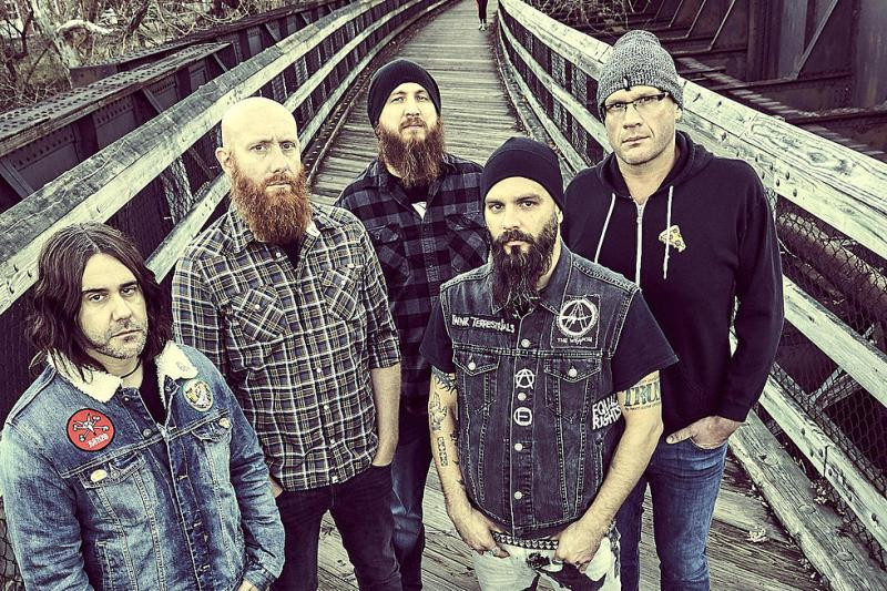 Killswitch Engage share tabs for unheard new song, fans cover it